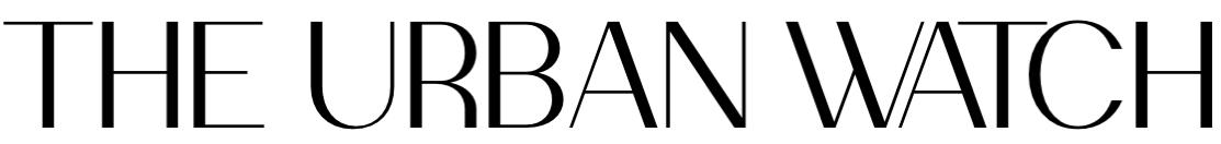 The Urban Watch Magazine